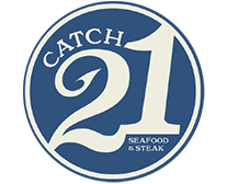Catch 21 Seafood and Steak Logo